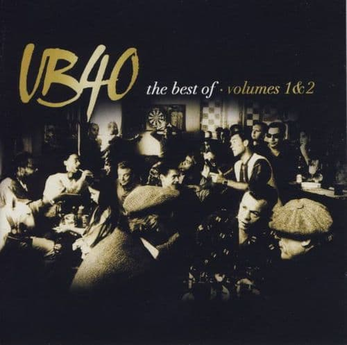 UB40<br>The Best Of UB40 - Volumes 1 & 2<br>2CD, Comp